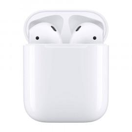 Auriculares Apple Airpods 2 con Estuche de Carga