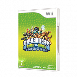 Juego Skylanders Swap Force Wii (SP)
