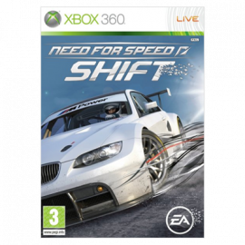 Need for Speed Shift Xbox360 (SP)