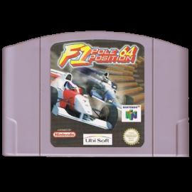 F1 Pole Position 64 NTSC USA N64