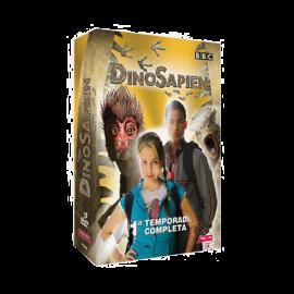 DinoSapien Temporada 1 (15 Cap) DVD
