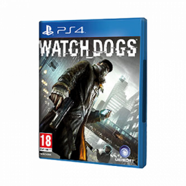 Watch Dogs PS4 (SP)