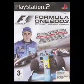 Formula 1 03 PS2 (SP)