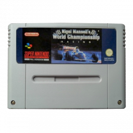 Nigel Mansell's World Championship Racing SNES