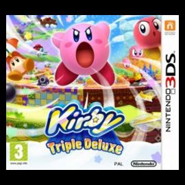 Kirby Triple Deluxe 3DS (SP)