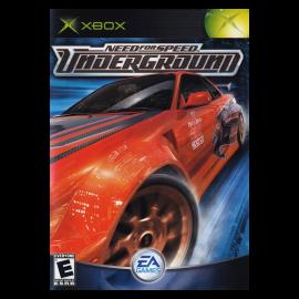 Need For Speed Underground Xbox (SP)