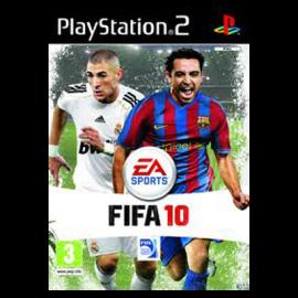 FIFA 10 PS2 (SP)