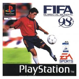 FIFA Rumbo al Mundial 98 PSX (SP)