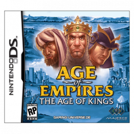 Age of empires, the age of kings DS (SP)