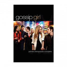 Gossip Girl Temporada 1 (18 Cap) DVD