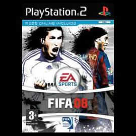 FIFA 08 PS2 (SP)