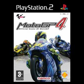 Moto GP 4 PS2 (SP)