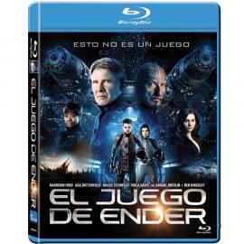 El Juego de Ender BluRay (SP)