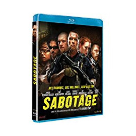 Sabotage BluRay (SP)