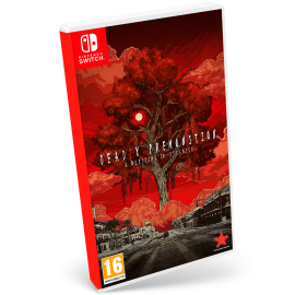 Deadly Premonition 2: A Blessing in Disguise Switch (SP)