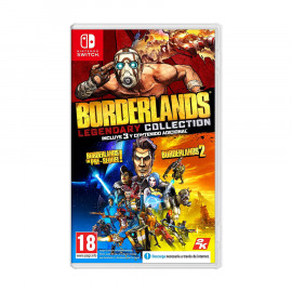 Borderlands Legendary Collection Switch (SP)