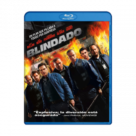 Blindado BluRay (SP)