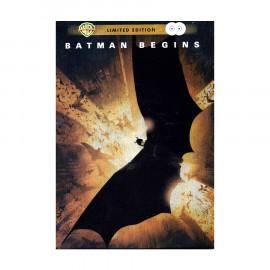 Batman Begins Ed. Metalica DVD