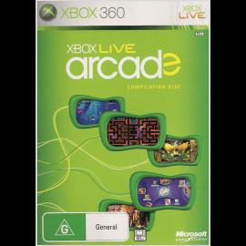 Arcade Action live Classics Xbox360 (SP)