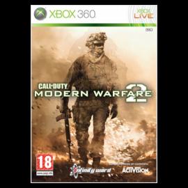 Call of Duty Modern Warfare 2 Xbox360 (SP)