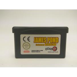 James Pond Codename Robocop GBA