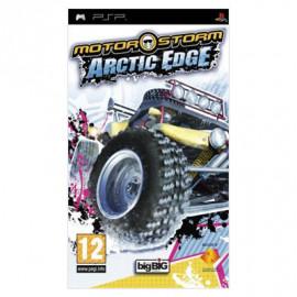 MotorStorm Artic edge PSP (SP)