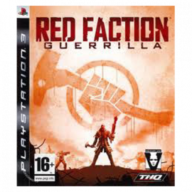 Red Faction Guerrilla PS3 (SP)