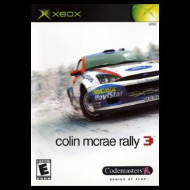 Colin Macrae Rally 3 Xbox (SP)