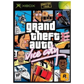GTA Vice City Xbox (SP)