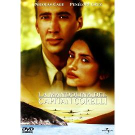 La Mandolina del Capitan Corelli DVD