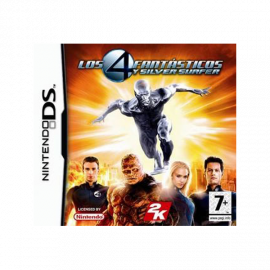 Los 4 Fantasticos y Silver Surfer DS (SP)