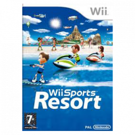 Wii Sports Resort Wii (SP)