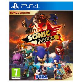 Sonic Forces Bonus Edition PS4 (SP)