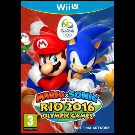 Mario y Sonic en los Juegos Olimpicos Rio 2016 Wii U (SP)
