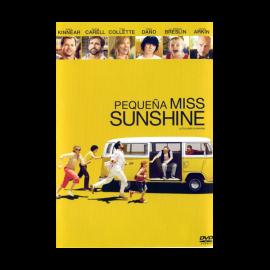 Pequeña Miss Sunshine DVD