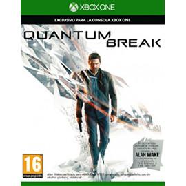 Quantum Break Xbox One (SP)