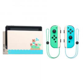 Nintendo Switch Ed Animal Crossing + Joy Cons A