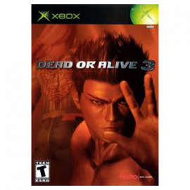 Dead or Alive 3 Xbox (SP)