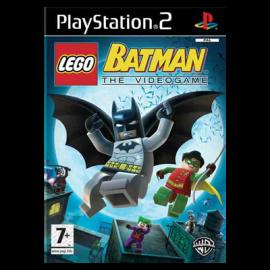Lego batman el videojuego PS2 (SP)