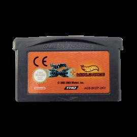 Hot Wheels Velocity X + World race GBA