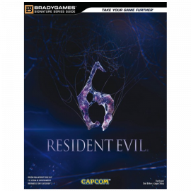 Guia Oficial Resident Evil 6