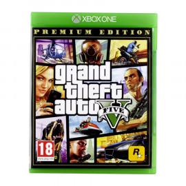 GTA V Premium Edition Xbox One (SP)