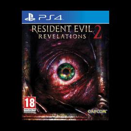 Resident Evil Revelations 2 PS4 (SP)
