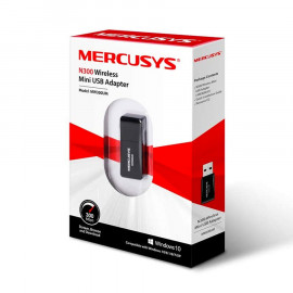 Adaptador USB Wifi Mercusys MW300UMPN
