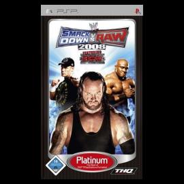 WWE SmackDown vs. Raw 2008 Platinum PSP (SP)