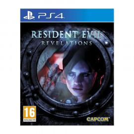 Resident Evil Revelations PS4 (SP)