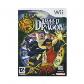 Legend of the dragon Wii (SP)