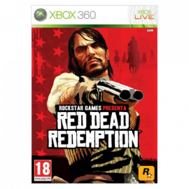 Red Dead Redemption Xbox360 (SP)
