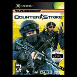 Counter Strike Xbox (SP)