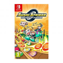 Sushi Striker: The Way Of Sushido Switch (SP)